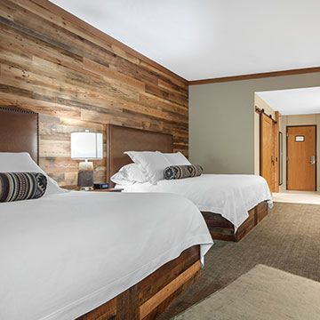 Does Norfolk Lodge & Suites have accessible rooms?